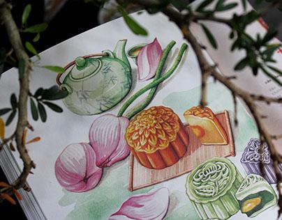 Vietnam Delicious artbook