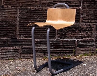 Meditation Discomfort Chair