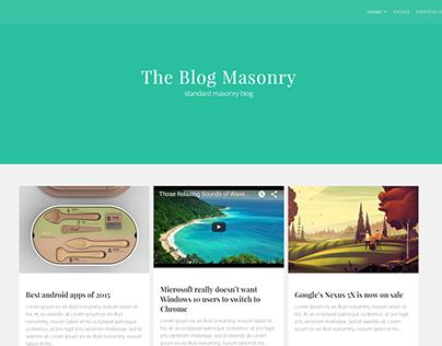 Desire - Creative Blog Concept