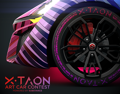 X-TAON - Neon Candy