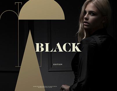 BLANK® Black Edn.