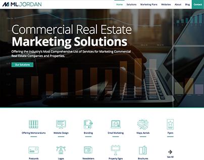 ML Jordan| Commercial Real EstateMarketing Solutions