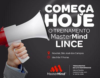 Posts para fan page da MasterMind (Vale do Paraíba)