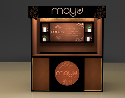 Mayu Coffee Booth Proposal