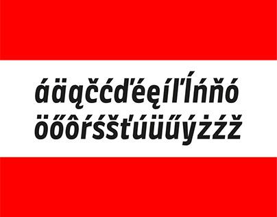 Tilos • Typeface