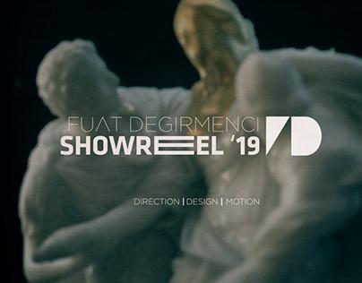 Fuat Değirmenci | Showreel