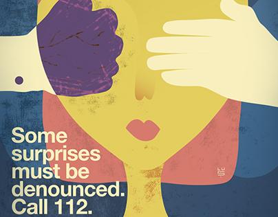 Fight domestic violence