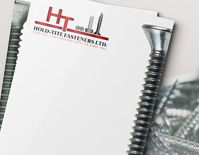 Hold-Tite Fasteners Product Catalogue