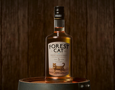 FOREST CAT WHISKY