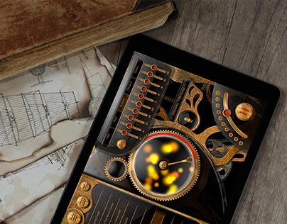 Steampunk player