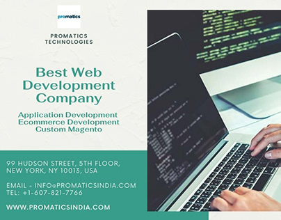 Best Services From Best Web Development Company