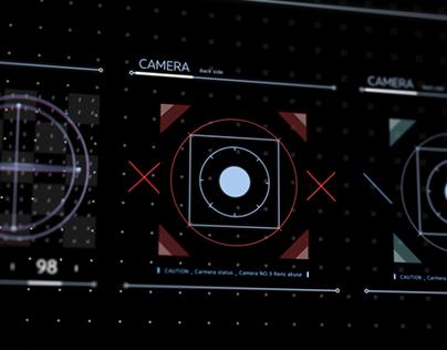 iPhone FUI Concept Motiongraphic