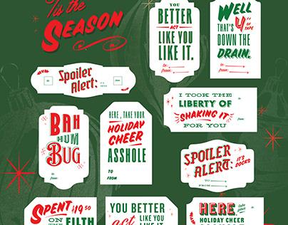 Planet Propaganda Holiday Card