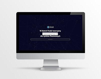 Employer branding webpage