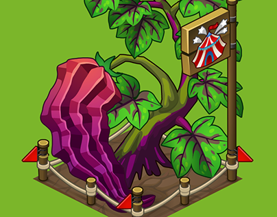 Festival crops (plants) for Oasis:The Last Hope game