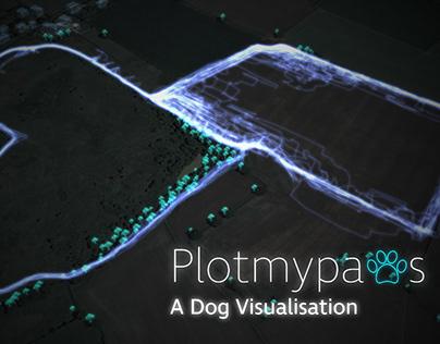 Plotmypaws: A Dog Visualisation