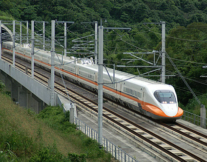 MagLev RailLink - Re-thinking Legacy Infrastructure