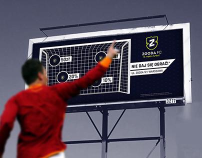 ZGODA FC - Bilboard Challenge