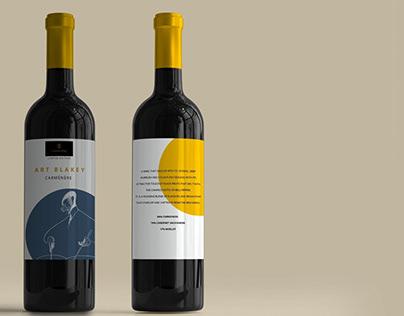 Art Blakey Limited Edition Wine