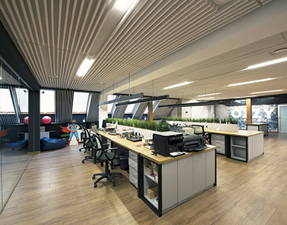"""""""Ozzy central office"""" by AddLine group"""