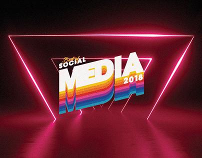 Best of 2018 || Social Media
