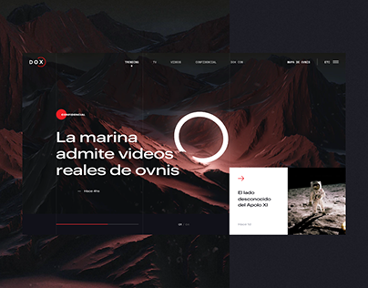DOX — website