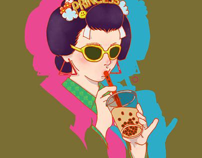 タピ姫 - Tapioka Princess