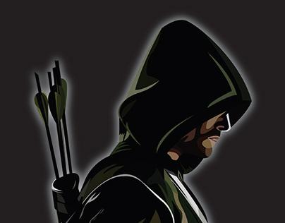 Arrow Concept Art (VECTOR)