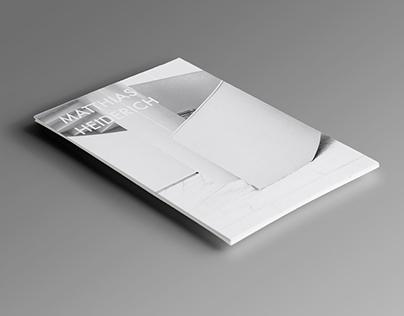 Editorial Design: Matthias Heiderich