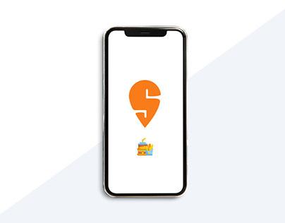 Swiggy- Food App Redesign