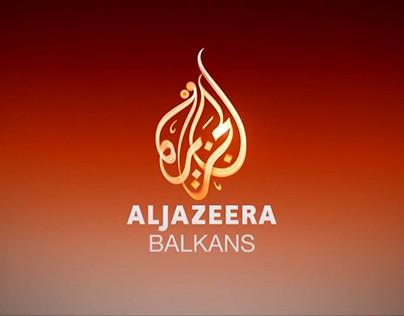 Video Walls Aljazeera Balkans
