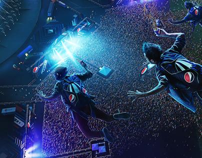 Pepsi Skydive | BBDO Chile