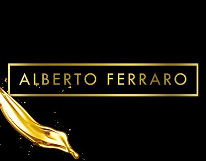 Alberto Ferraro - Brand Identity