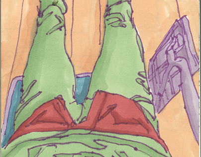 Legself Sketch