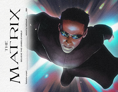 The matrix - Poster remix