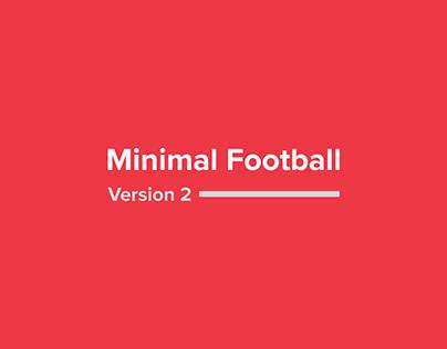 Minimal Football