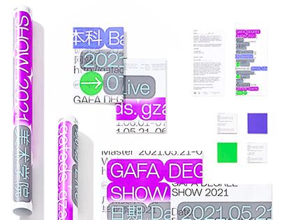 GAFA DEGREE SHOW 2021