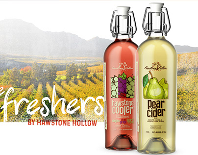 Hawstone Hollow Winery: the Refreshers