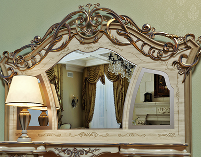Dressing table Baroque