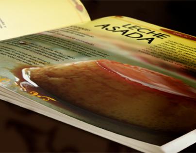 Revista digital: Postres Salvadores (2012)