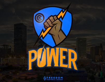 OKC Power - Freedom Football League