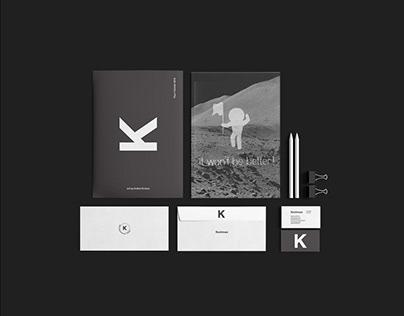 Kochman Brand Identity