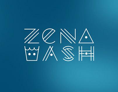 Zena Wash | visual identity