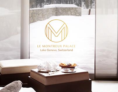 BRANDING | Le Montreux Palace