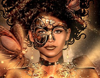 Zendaya | Queen of Neverland | Photomanipulation