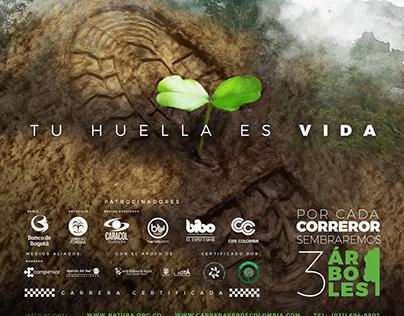 Carrera Verde Colombia 2017 - Desarrollo Gráfico