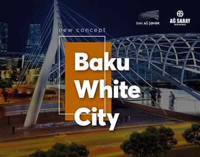 New site concept for Baku White Sity