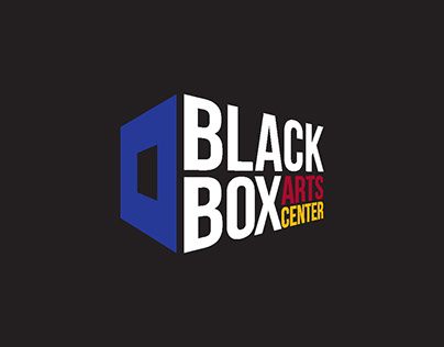 Black Box Arts Center Logo & Brand Book