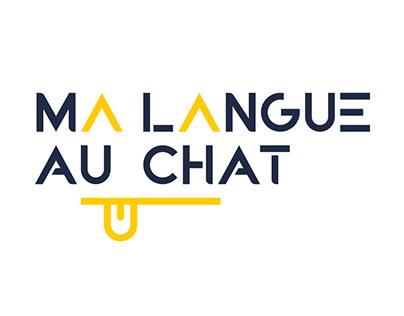 Ma Langue Au Chat - Identité visuelle