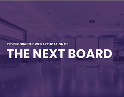 The Next Board UI